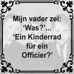 tegeltje Radermacher Schorer  Kinderfiets
